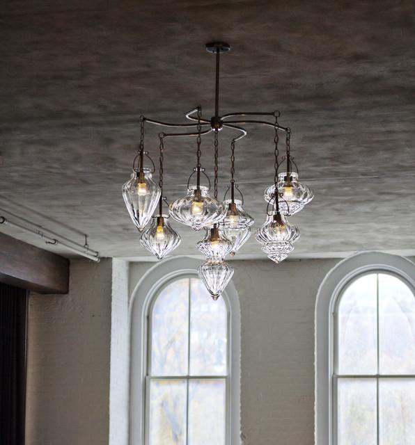 Modern Chandeliers Nyc: CX Design Lighting