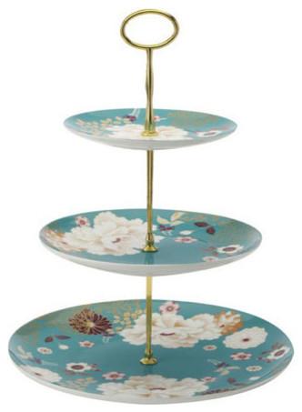 Maxwell Williams Kimono  Tier Cake Stand