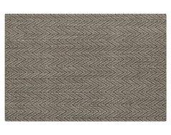 Island Graphite Chevron Rug contemporary-rugs
