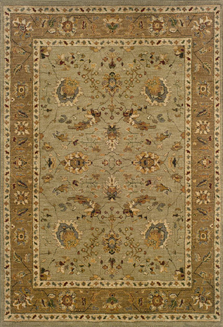"Sphinx Infinity 1104C Indoor Nylon Area Rug 7'8"" x 10'10"" traditional-rugs"