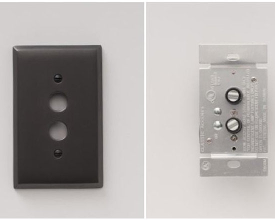 Schoolhouse Electric vintage replica wall switch -
