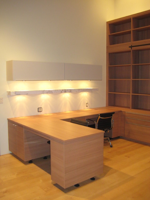 multi rooms contemporary-home-office