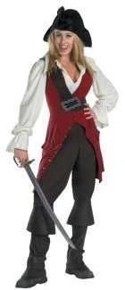 Pirates of the Caribbean Costumes