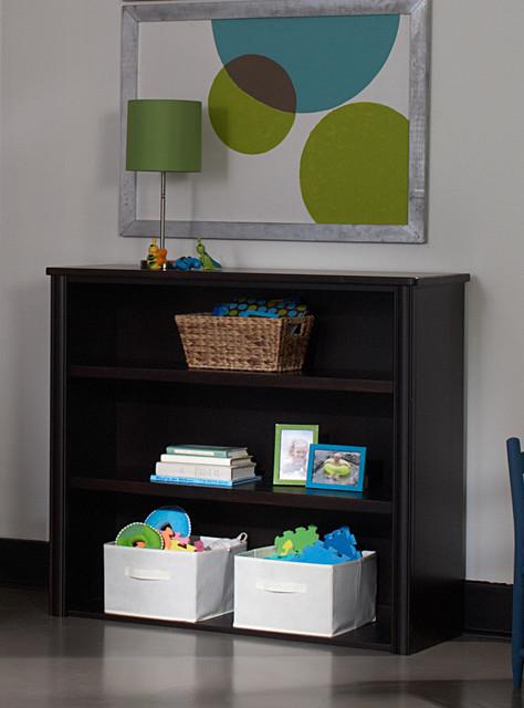 Uptown Bookcase (or Hutch) contemporary-bookcases