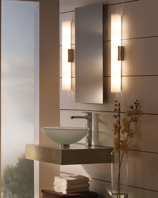 Vanity Lights Bathroom : Solace Bath - Bathroom Vanity Lighting - by Tech Lighting