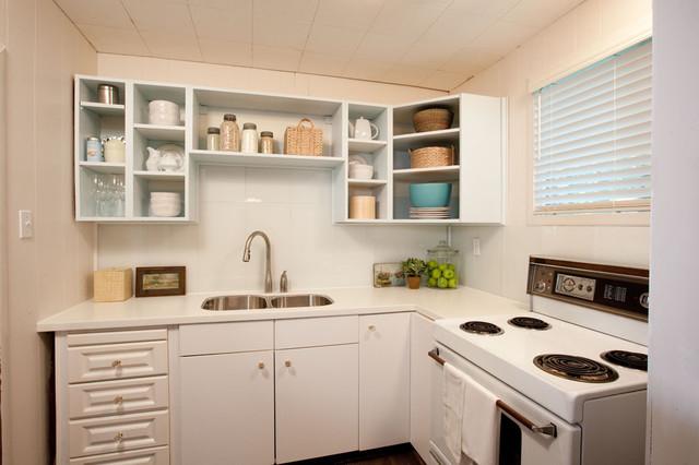 Summer Homes contemporary-kitchen