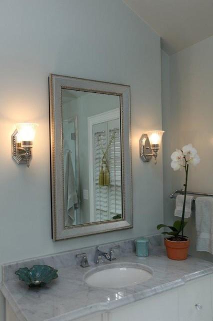 MirrorMate Mirror Frame bathroom