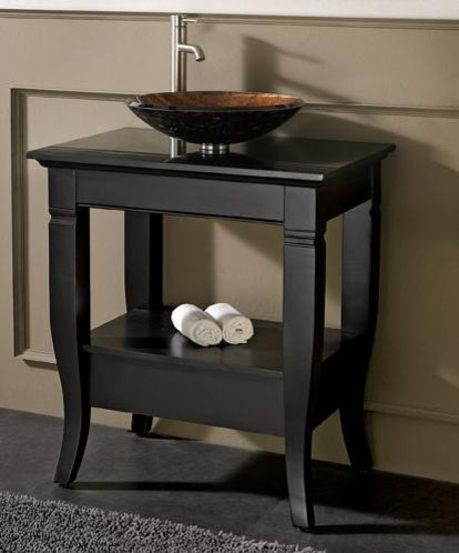 Small Sink Units For Bathrooms : Small Bathroom Vanities - Traditional - Bathroom Vanity Units & Sink ...