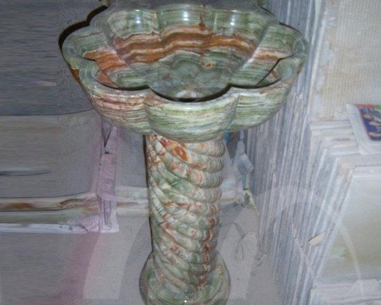 Pedestal Sinks - We are manufacturer of onyx and marble Pedestal | pedestal stands | pedestal stand | flower pedestal | pedestal table | table pedestals | table pedestal | decorative pedestals | garden pedestals | black pedestal | pedestal bases