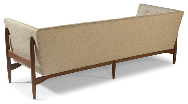 Button Up Sofa (back view) by Milo Baughman from Thayer Coggin midcentury-sofas