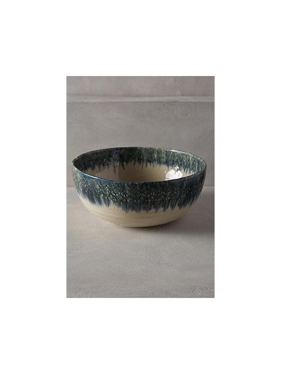 Anthropologie - Old Havana Bowl - Stoneware. Dishwasher safe. Portugal