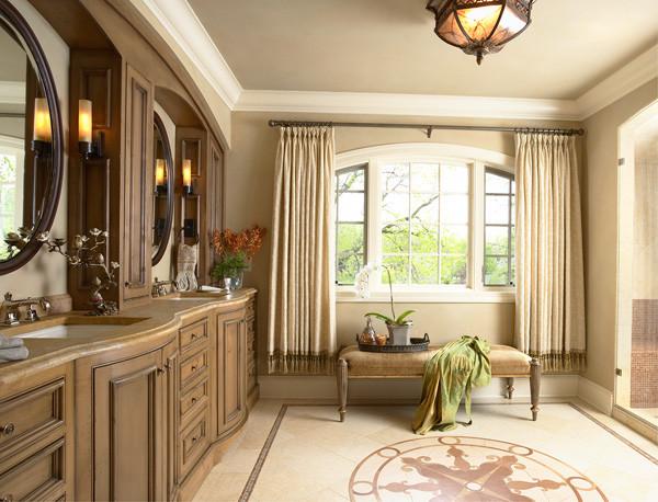 L. Cramer Builders + Remodelers eclectic-bathroom
