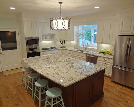 Ice Brown Granite Home Design Ideas, Pictures, Remodel and Decor