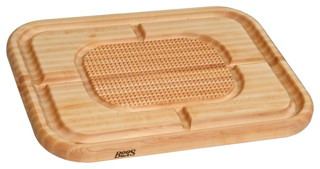 Mayan Wood Cutting Board contemporary-cutting-boards