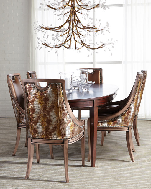 Old Hickory Tannery Arcady Dining Chair Allerton Dining