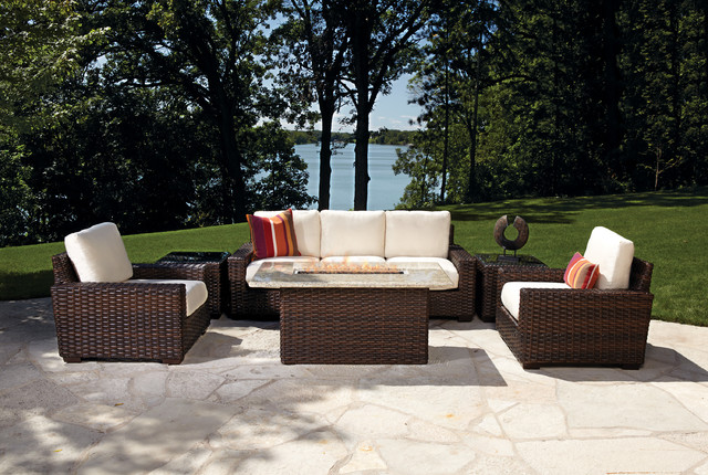 The Contempo Collection Contemporary Patio Furniture