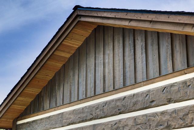 Cement Board And Batten Siding : Board batten everlog™ concrete siding