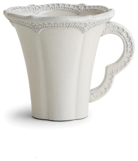 Merletto Antique Mug traditional-mugs