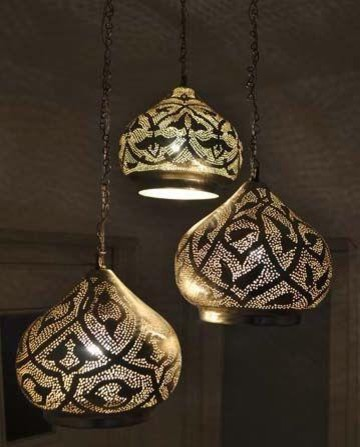 Moroccan pendant chandelier lamp ceiling light fixture for Mediterranean lighting fixtures