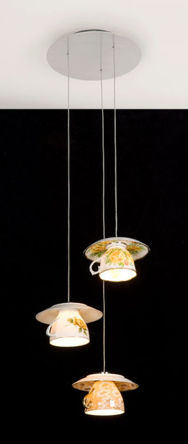 Electric Mavis Luminare eclectic pendant lighting