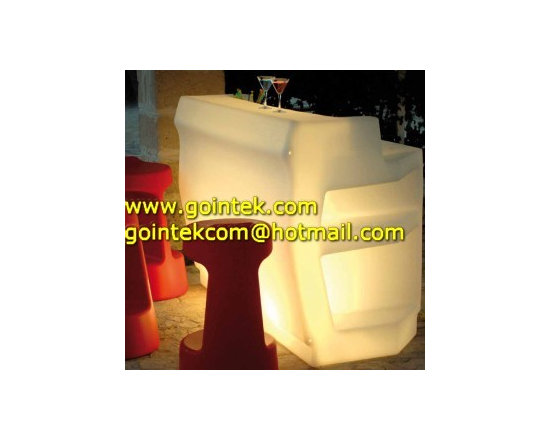 Illuminated Decoration Bar Reception Counter -