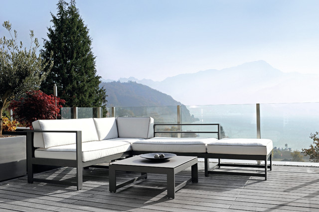 RAUSCH Summer Lounge Contemporary Outdoor Lounges Brisbane By EXT