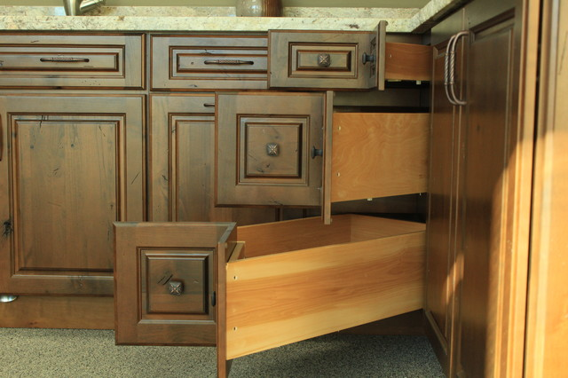 Kemper Cabinetry Display