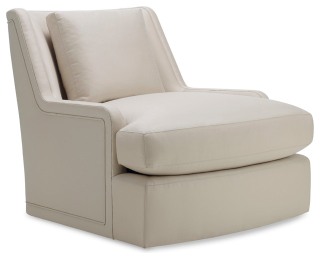 Colin Cab Swivel Chair - Baker Furniture living-room-chairs