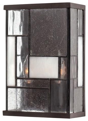 Mondrian 2 Light Wall Sconce | Hinkley Lighting modern-wall-lighting