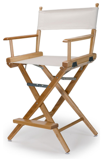 Telescopes World Famous Director Chair Traditional