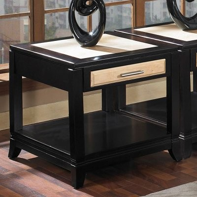 Somerton Dwelling Insignia End Table modern-side-tables-and-end-tables
