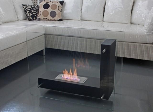 Kerala - Bio Ethanol Burner contemporary-fireplaces