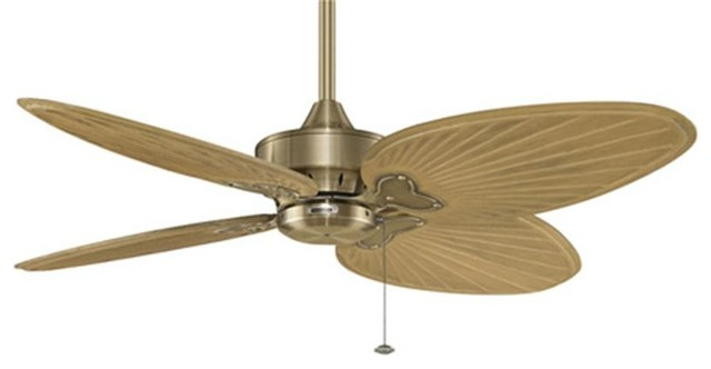 Fanimation FP7410AB 52 Inches Ceiling Fan Windpointe Collection contemporary-ceiling-fans