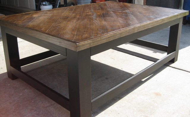Coffee tables and end tables eclectic coffee tables Eclectic coffee table makeovers