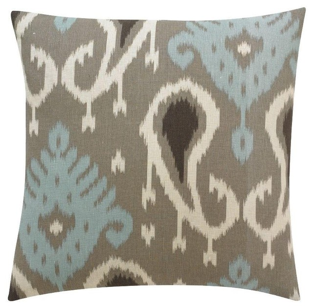 Dwell Studio Batavia Azure Pillow traditional pillows