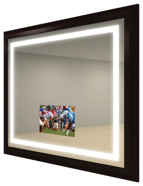 Momentum Mirror TV - Modern - Mirrors - by Lightology