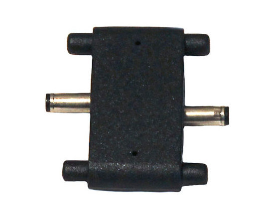 EnvironmentalLights - mod-t-conn Straight Connector for LED Under Cabinet Light - The Straight Bar-to-Bar Connector for Modular Ultra Thin LED Under Cabinet Lights is a sleek way to connect Ultra Thin light bars together in series. Use these joiners to easily create seamless lighting systems.