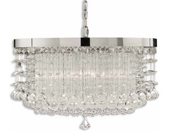 www.essentialsinside.com: fascination 3 light chandelier modern pendant lighting