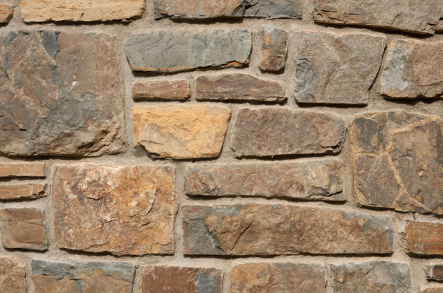 Amber Thin Stone Veneer Siding And Stone Veneer