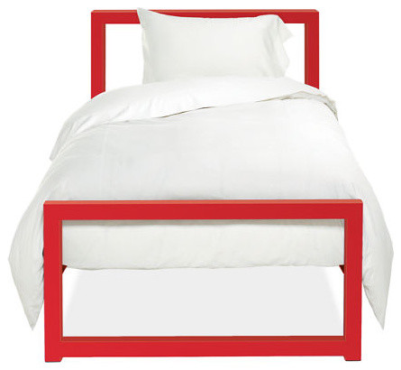 Piper Bed in Colors modern kids beds