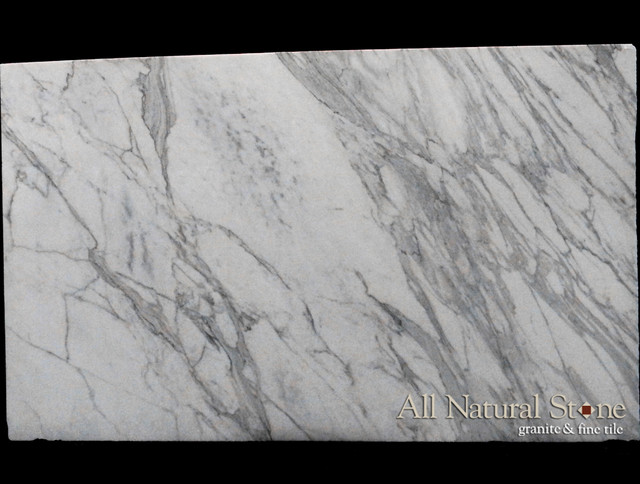 All Natural Stone - Calacatta Extra Marble Slab kitchen-countertops