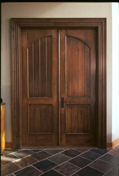 Residential project mediterranean interior doors for Mediterranean interior doors