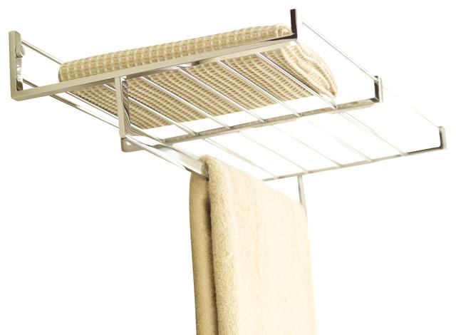 Easy Living Towel Rack contemporary-towel-racks-and-stands