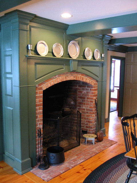 Cch Interiors Gallery Traditional Indoor Fireplaces Other Metro By Classic Colonial