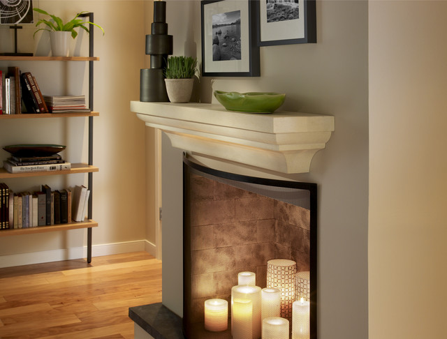 Eldorado Fireplace Surrounds, The Martino contemporary fireplaces