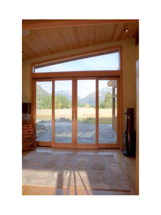 Quantum Windows & Doors | Patterson Design/Build - Patterson Design/Build | Mazama, WA | Quantum Lifts & Slide Doors and Hinged Doors