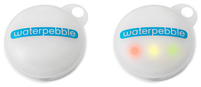 Water Pebble modern-bathroom-accessories