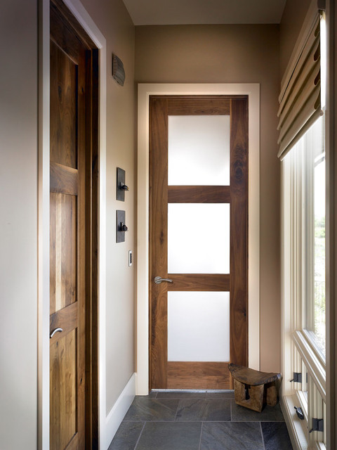 Contemporary interior doors - Contemporary glass doors interior ...