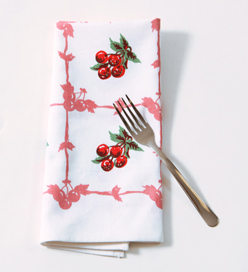 traditional table linens by House 8810