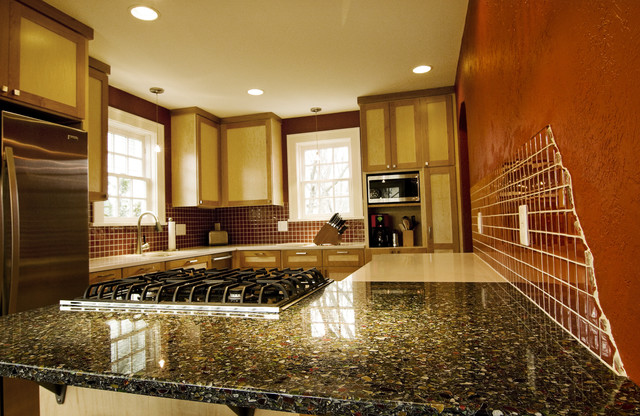 Katie's Kitchen Remodels contemporary-kitchen